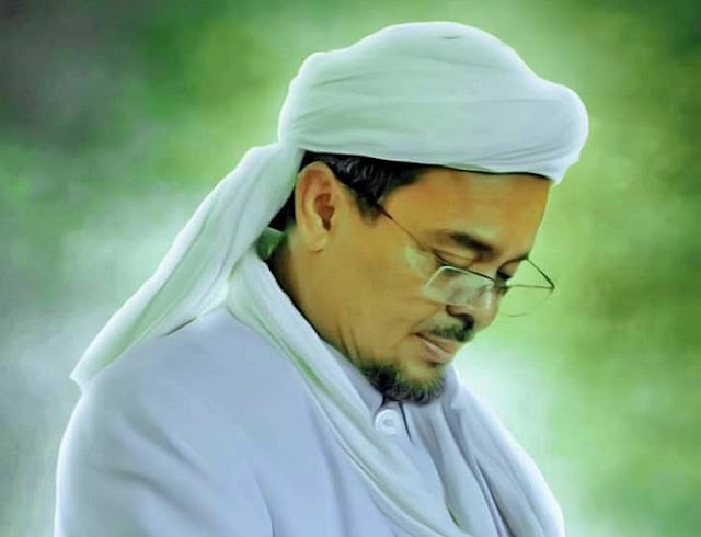 Slamet Maarif: All Ulama Want Habib Rizieq Back