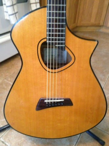 guitar blog avante av 2 discontinued baritone acoustic guitar. Black Bedroom Furniture Sets. Home Design Ideas