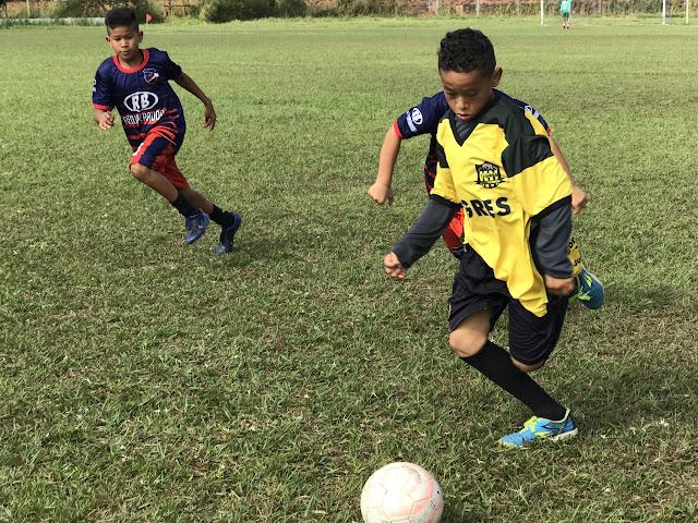 Teve início Campeonato ADSPSN de Futebol de Campo Sub-13, em Guajará-Mirim