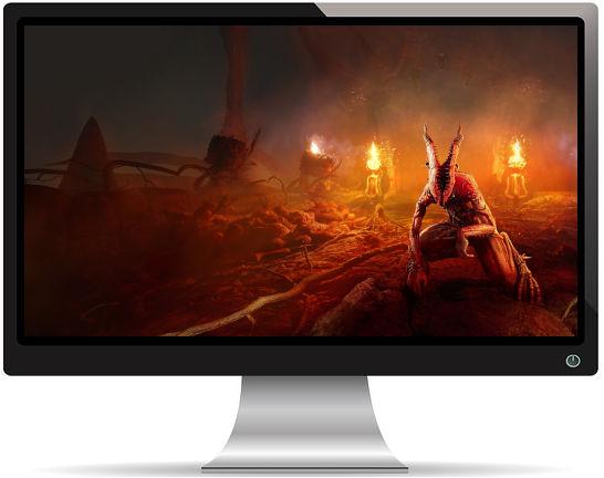 Agony 2018 Jeu - Fond d'Écran en Full HD 1080p