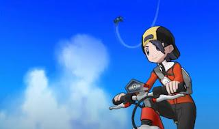 Pokemon Rayless Ruby para 3DS Gold Personaje Protagonista Principal Johto