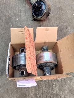 Perawatan Dan Perbaikan Truck Nissan Diesel CDA 260 WWT Trans Di Musim Libur Lebaran