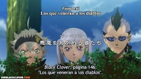 Black Clover Capítulo 146 Sub Español HD
