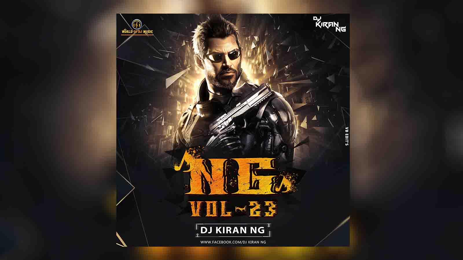 Jaan O Meri Jaan (Remix) - Dj Kiran (NG)