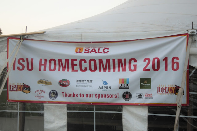 Wednesday November 2 2016 & Roots Journey: Wordless Wednesday: Iowa State Homecoming Fall 2016