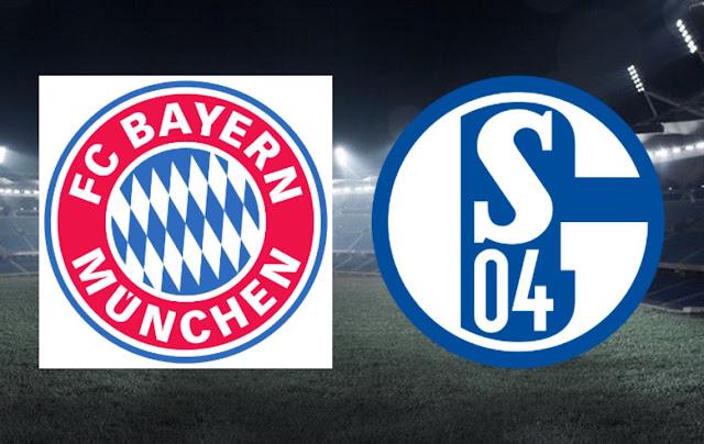 مشاهدة مباراة شالكة و بايرن ميونخ ٢٥-١-٢٠٢٠ بث مباشر في الدوري الالماني