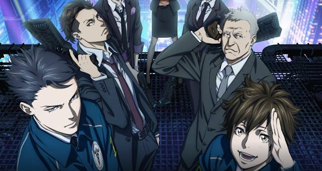 Psycho Pass 3 akan Mendapatkan Adaptasi Manga!