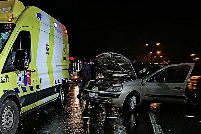 Osorno: Accidente de tránsito en Av. Julio Buschmann con Gmo. Hollstein