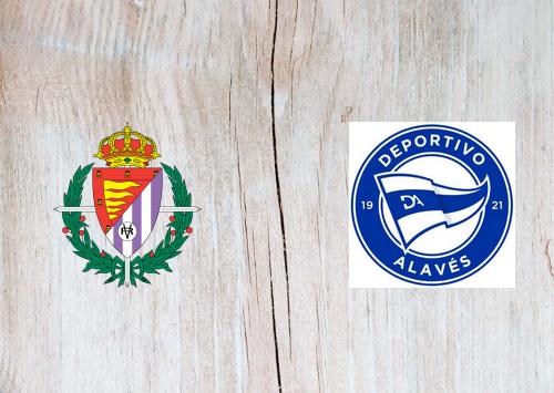 Real Valladolid vs Deportivo Alavés -Highlights 25 October 2020