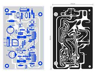 PCB Layout TDA7294
