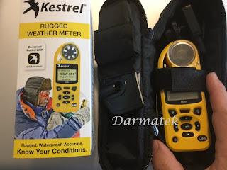 Jual Kestrel 5500 Pocket Weather Meter Portable