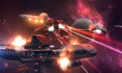 Gioco Strategico Spaziale Galaxy Reavers