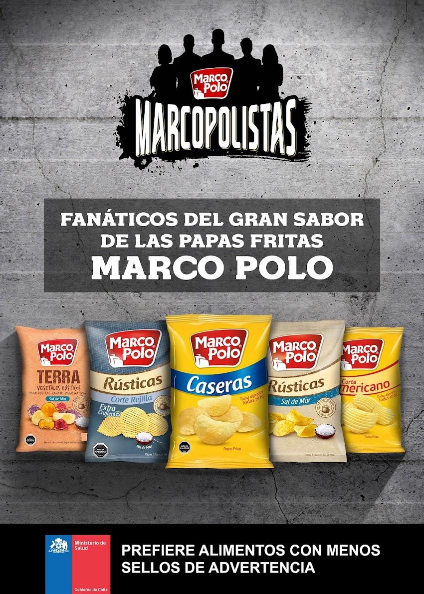 [Comunicado de Prensa] Marcopolistas: Fanáticos del Sabor de las Papas Fritas Marco Polo
