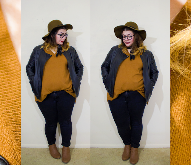 Keeping Warm, an outfit on katielikeme.com fashion, style, floppy hat
