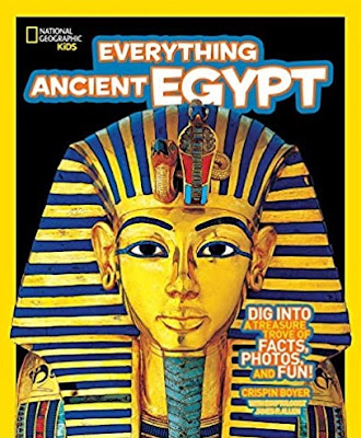 Everything Ancient Egypt by Crispin Boyer