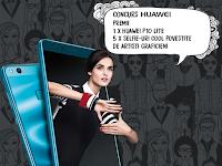 Castiga un smartphone Huawei P10 Lite