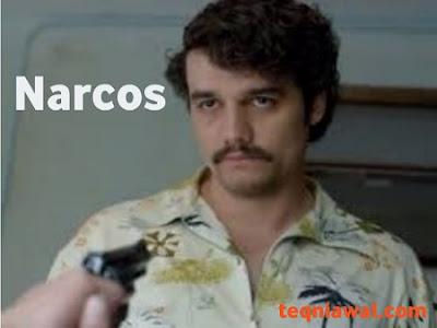 Narcos- أفضل المسلسلات
