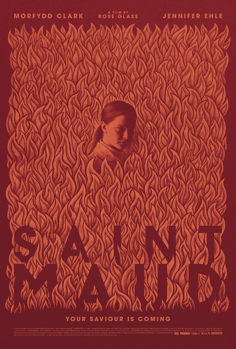 saint maud poster