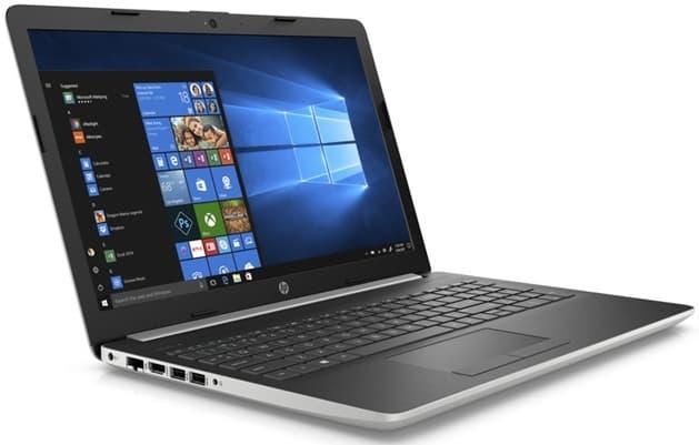 HP 15-DA1057NS: análisis