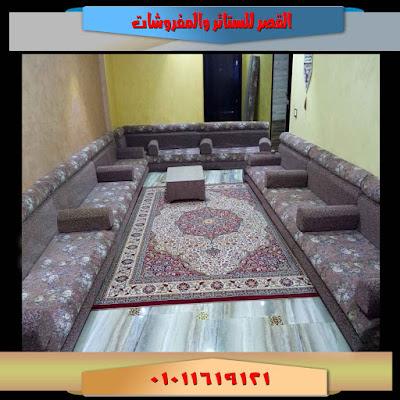 مجلس عربي مشجر قعدة عربي جلسة عربي منقط