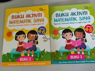 buku matematik murah untuk prasekolah
