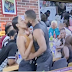 [VIDEO] #BBNaija - Hmmmm! Erica and Kiddwaya engage in yet another passionate kiss