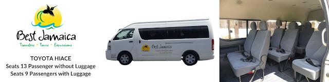 Montego Bay Airport Shuttle Service