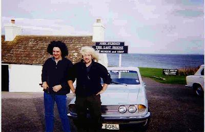 JOG year 2000 ..when we had hair..