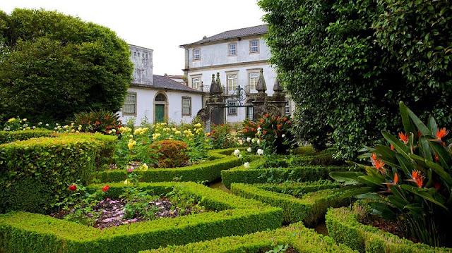 História do Palácio dos Biscainhos