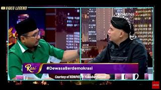 """Cerdasnya Ahmad Dhani, Sekali Bersuara Selesai Sudah Para """"Pembela Pancasila"""""""