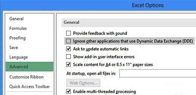 Cara Mengatasi File Excell Tidak Bisa Dibuka