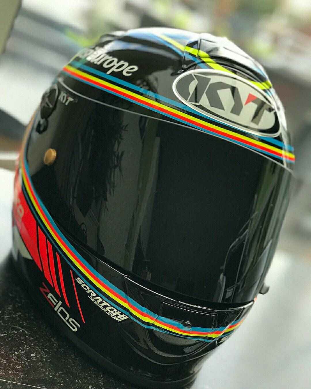 Source: Racing Helmets Garage