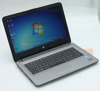 Jual Laptop Gaming HP 14-ac004TX bekas