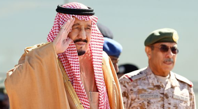 Raja Salman membawa 10 Menteri Strategis