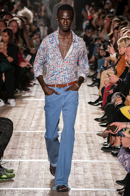 Isabel Marant runway fashion SS20 trends be fashion blogger Kelly Fountain