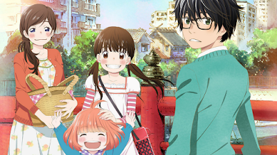 Download 3-gatsu no Lion Subtitle Indonesia