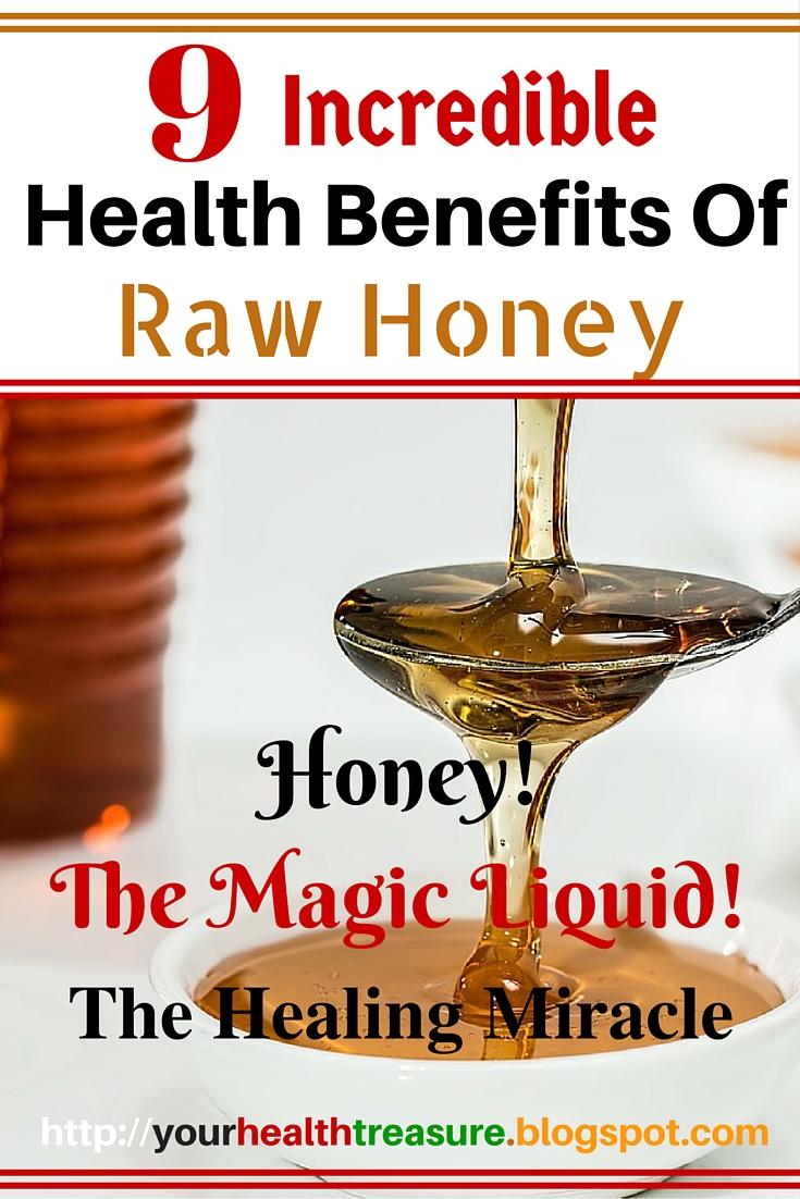 9 Health Benefits of Honey | Amazing Benefits Of Honey ...