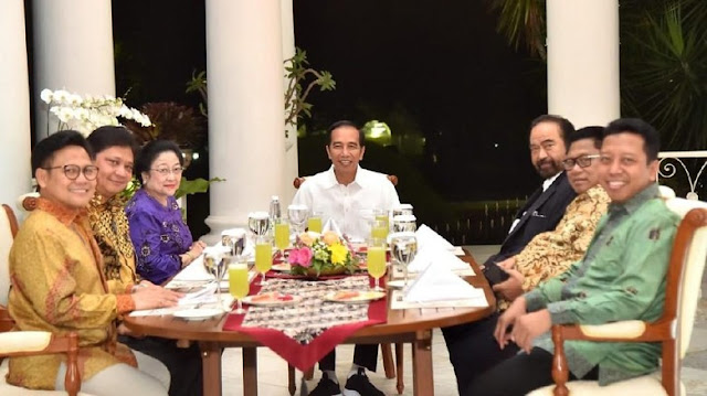 Sindir Kubu Sebelah PKB Ungkap Koalisi Pendukung Jokowi Sudah Matang, Tinggal....