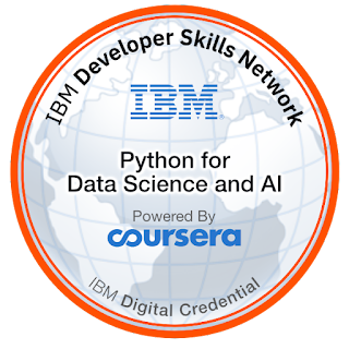 best Course to learn Python for Data Science and AI