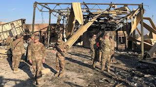 بعد أيام من سقوط صواريخ إيران.. الجيش الأميركي يعلن حصيلة الضحايا