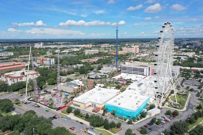 ICON Park, em Orlando, começa a montagem das novas atrações recordistas! - Atualização 6