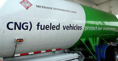 CNG From Agriculture Waste
