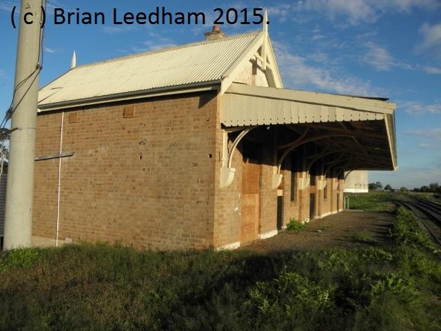 Coonamble Railway Station, NSW  / News / News / Railpage