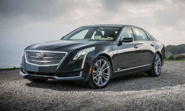 Cadilac CT6 discontinue