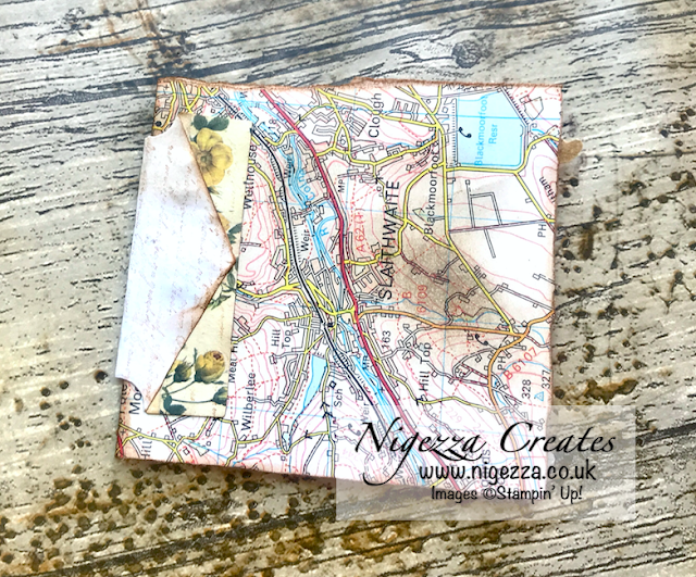 Nigezza Creates My First Junk Journal: Small Booklet & Page Completion