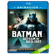 Batman: Gotham by Gaslight (2018) BRRip 720p Audio Dual Latino-Ingles