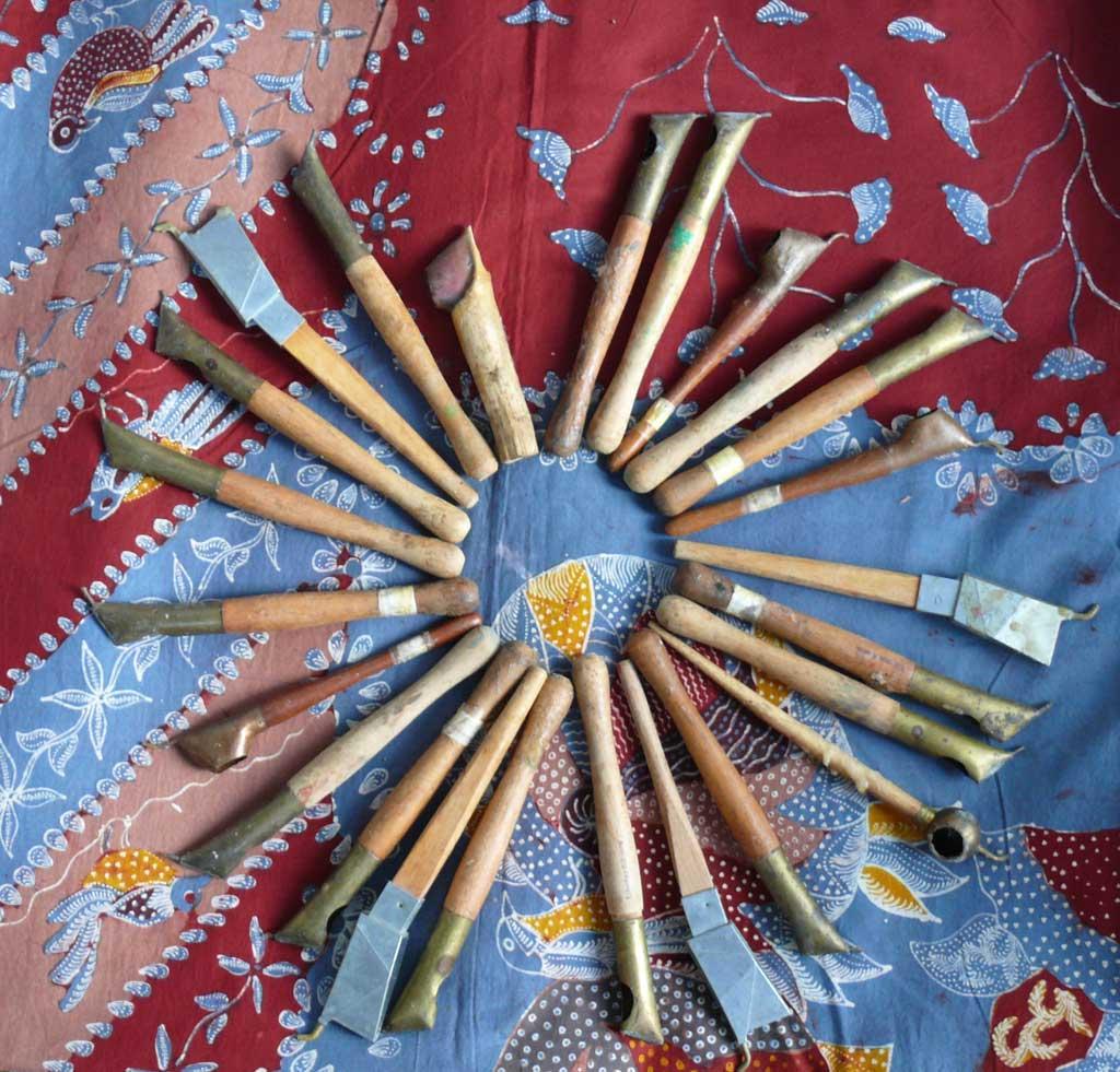 4 Penemu Batik Tulis: The Journey To Batik / De Reis Naar Batik: Batik: Pattern