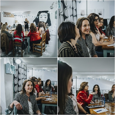 Imagen I Encuentro La silla rosa Networking Valencia