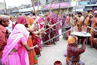 UP Holi celebrations