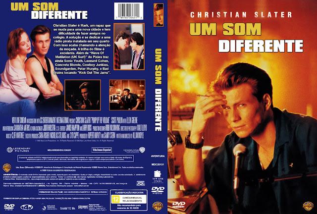 Capa DVD Um Som Diferente